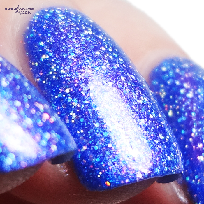 xoxoJen's swatch of KBShimmer Polish C