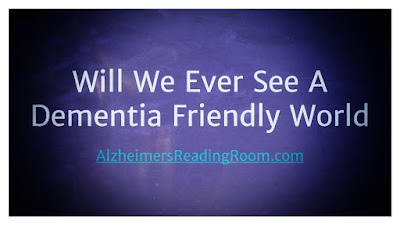 Dementia Friends Movement | Alzheimer's Reading Room