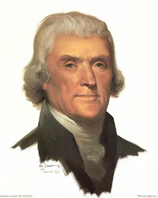 La manipulación de la prensa vista por Thomas Jefferson