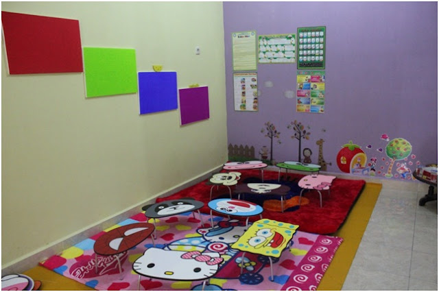Almira Daycare, Tempat Penitipan Anak (Taman Bermain & Belajar Anak Islami) di Kota Medan