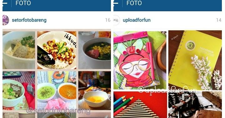 mom s story - rina susanti  Belajar motret dan nge GRID di Instagram 3b136bda74