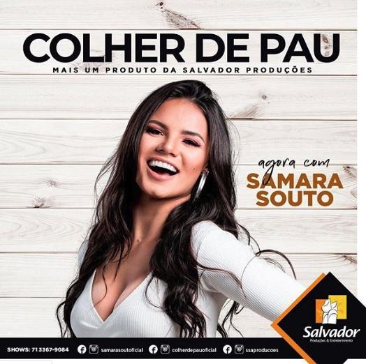 Ex-The Voice, Samara Souto