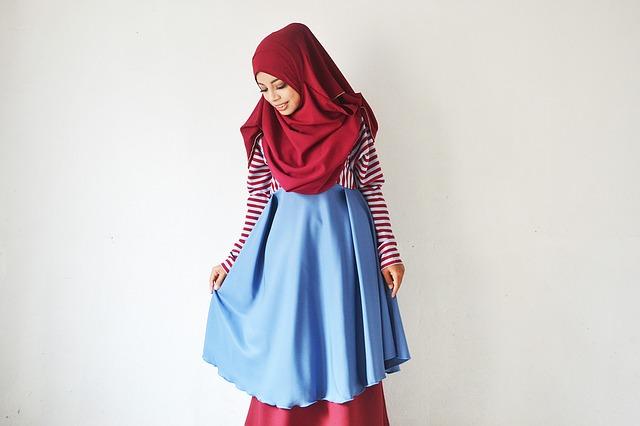 Tips Memilih Hijab Saat Pergi Ke Pesta