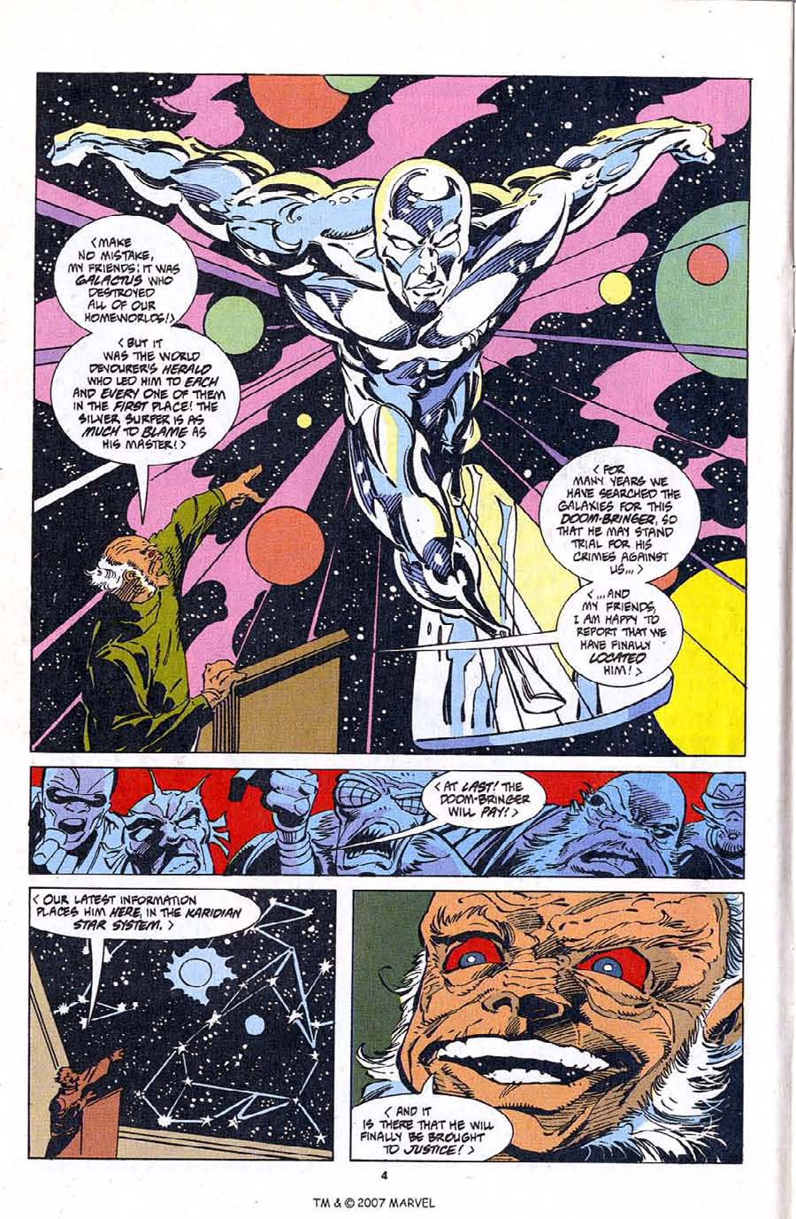 Silver Surfer (1987) Issue #103 #111 - English 6