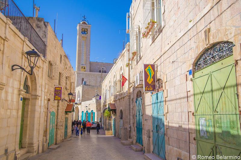 Star Street Half-Day Tour of Bethlehem Jesus Birthplace