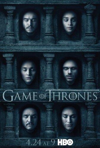 Game Of Thrones Temporada 6 (HDTV 720p Dual Latino / Ingles) (2016)