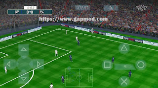 Download PES 2019 v1 MinThaKhin ISO PPSSPP Android