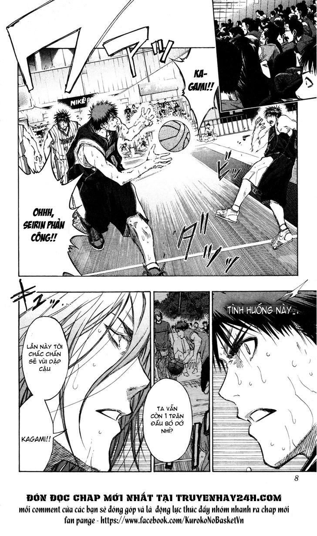Kuroko No Basket chap 154 trang 7