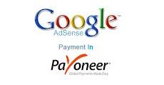 Cara Menghubungkan Metode Pembayaran Google Adsense US dengan Payoneer Terbaru 2017