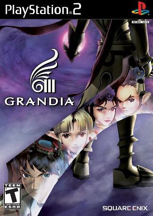 grandia3 - Grandia III [2DVDs] PS2