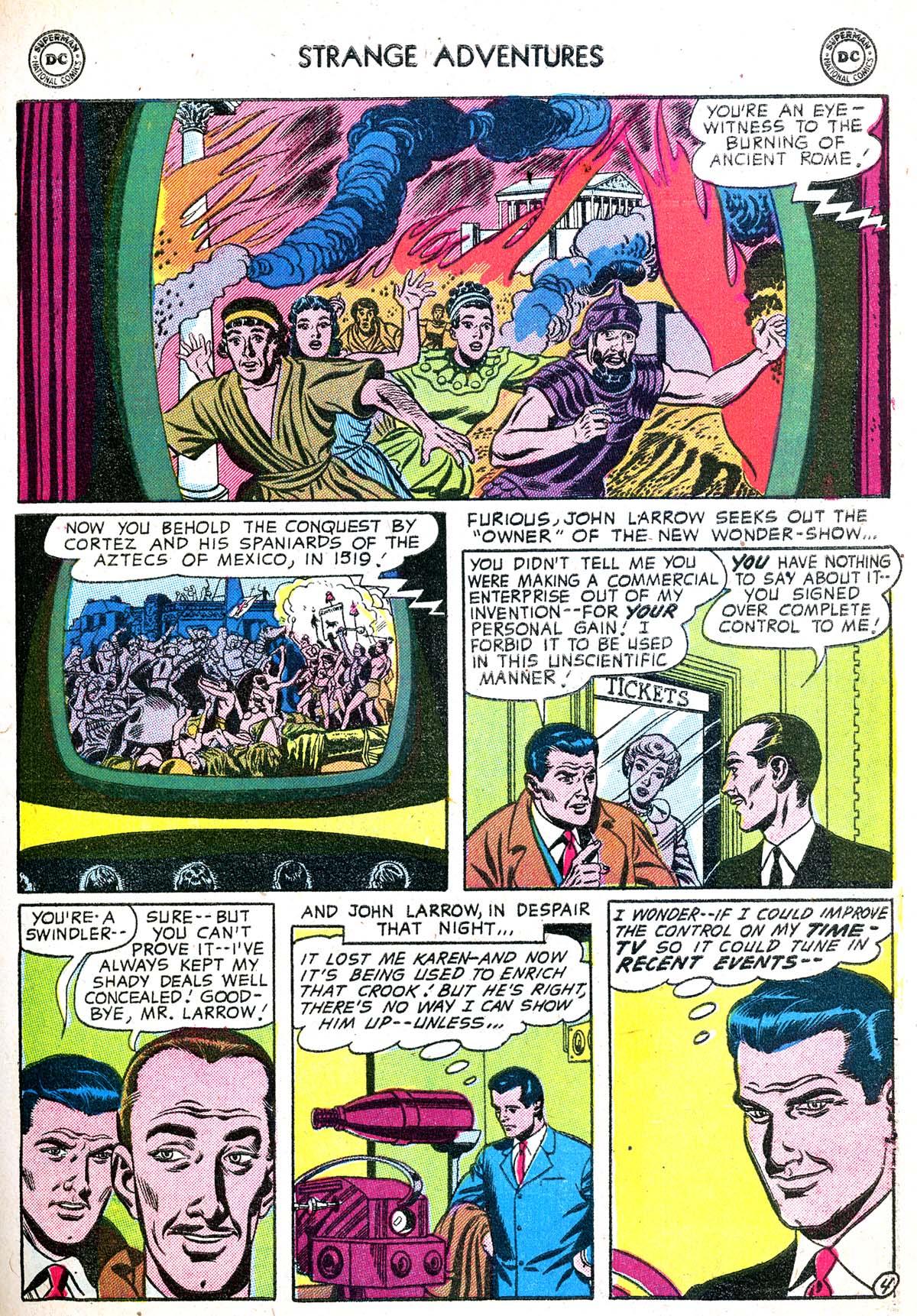 Strange Adventures (1950) issue 75 - Page 31