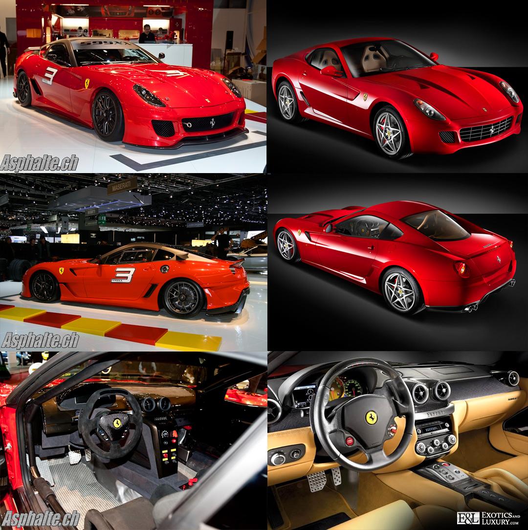 Ferrari 599 Gtb Fiorano: СПОРТИВНЫЕ МАШИНЫ: Ferrari