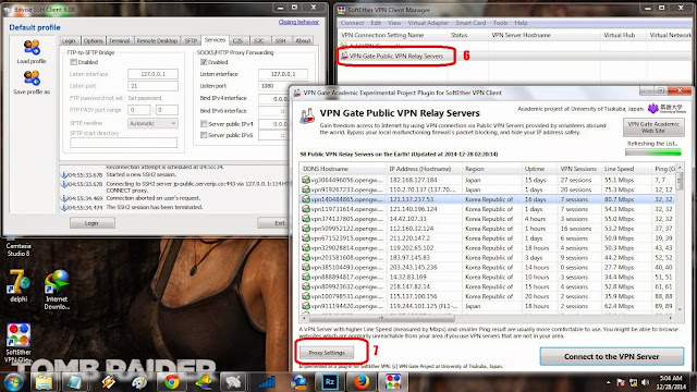 Internet Anti Limit SSH Menggunakan Softether VPN