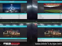 PES 2018 Stadium Unlocked V4 Mod dari Sofyan Andri