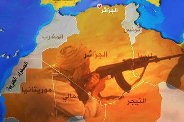 انتقال الارهابيين الى منطقة الساحل, بالتزامن مع الاستفزازات المغربية الاخيرة مؤشرات على السعي لجر المنطقة الى حرب جديدة