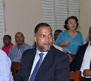 Raul Mondesi Alcalde San Cristobal