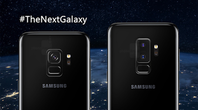 Samsung Galaxy S9 and Galaxy S9 + to be Launched