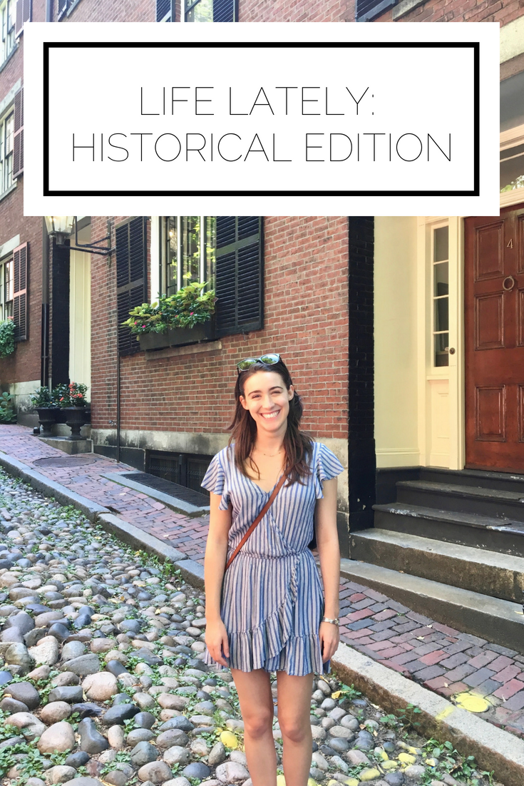 Click to read now or pin to save for later! This summer has been filled with learning about history and I am obsessed with everything I've seen. Take a look at the cool stuff you can see on the East Coast this summer
