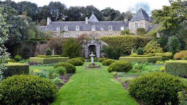 Los jardines de Kerdalo en Francia