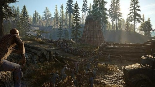 Daysgone Sony E3 2017