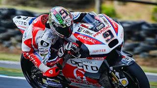 Impresif in Dutch MotoGP, Petrucci Conscious Still Body