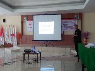 Pak Taufik, PMI Jakarta Barat