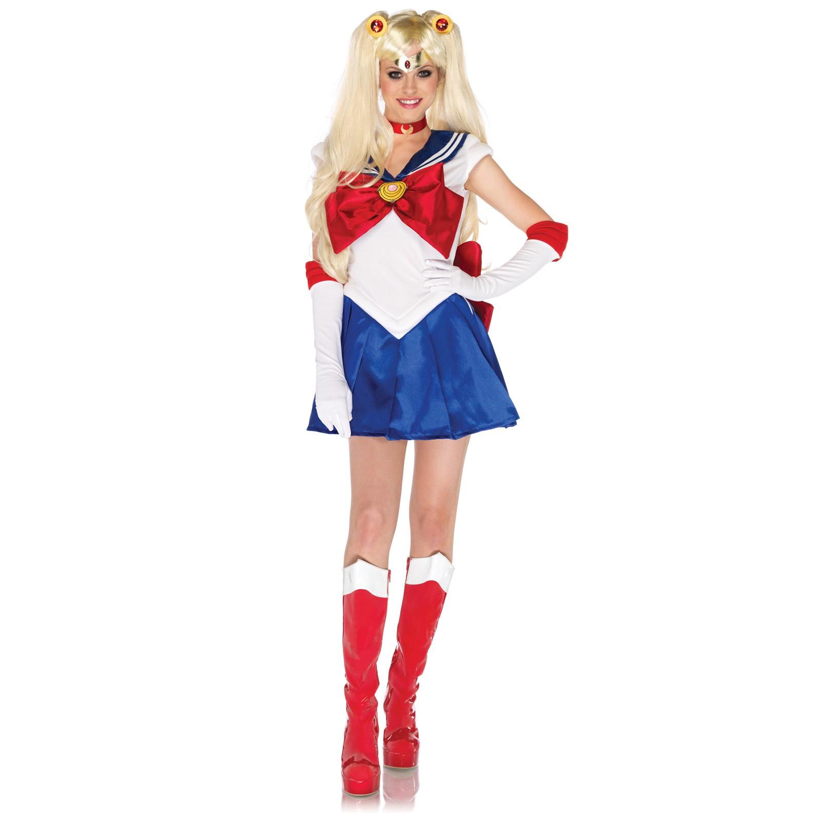 Neue Sailor Moon Kostüme Sailormoongerman
