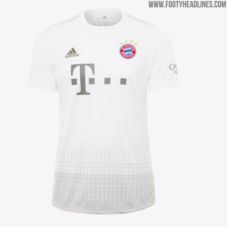 Bayern München 19-20 Away Kit Released - Footy Headlines