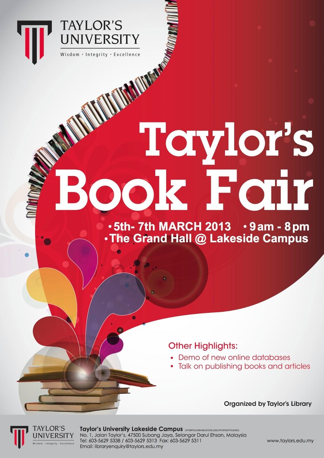 Scholastic Book Fairs | Review | Fundraising Mums |Kitten Book Fair Posters