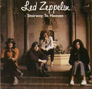 Lirik Lagu Led Zeppelin - Stairway to Heaven