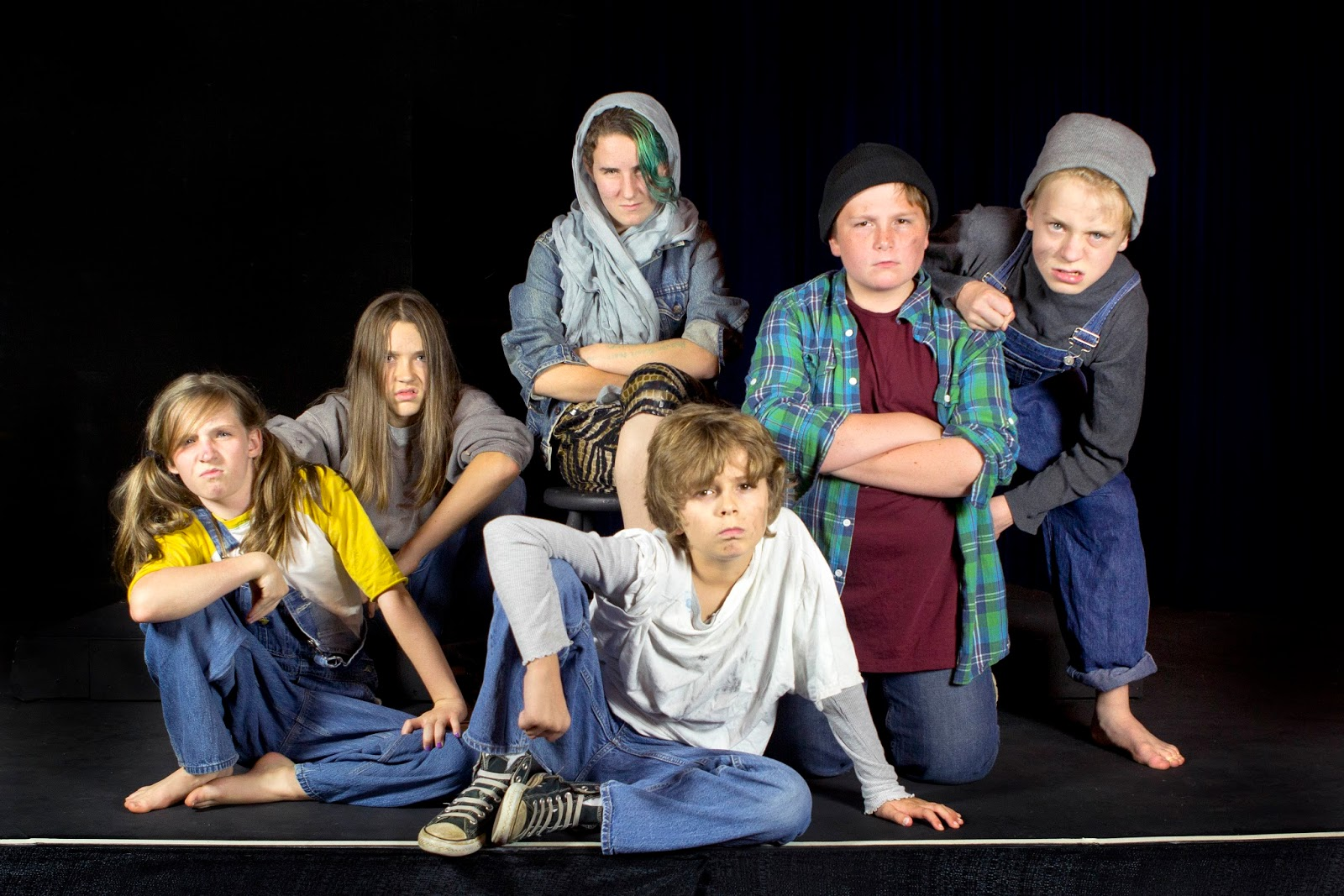 Christmas Pageant.The Best Christmas Pageant Ever Opens At Act Dec 4th
