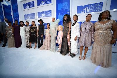 Beyonce Black Lives Matter VMA