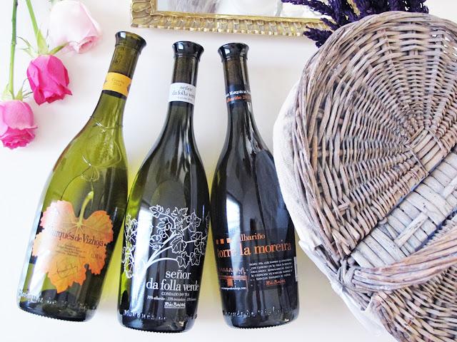 vino blanco Bodegas Marqués de Vizhoja