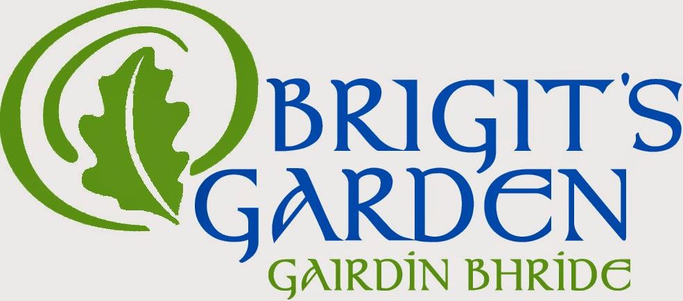 Brigit's garden logo