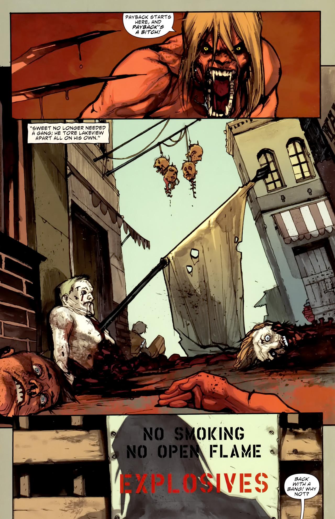 Read online American Vampire comic -  Issue #3 - 26