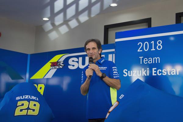Suzuki Siapkan Tim Satelit Musim Depan