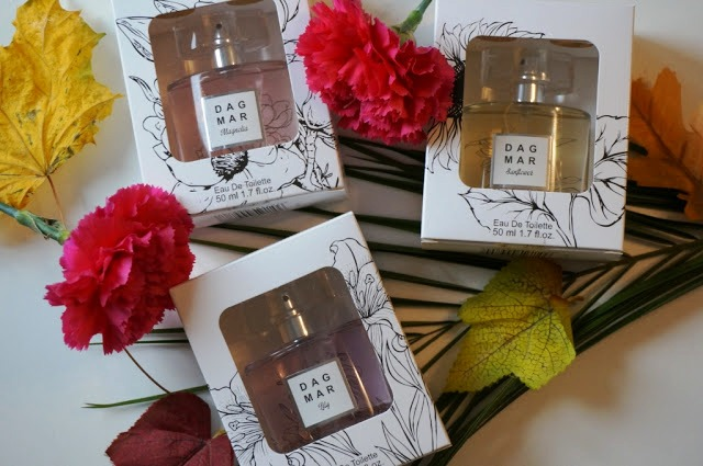 Dagmar - kwiatowe wody toaletowe od Świt Pharmy - lekkie i kobiece zapachy
