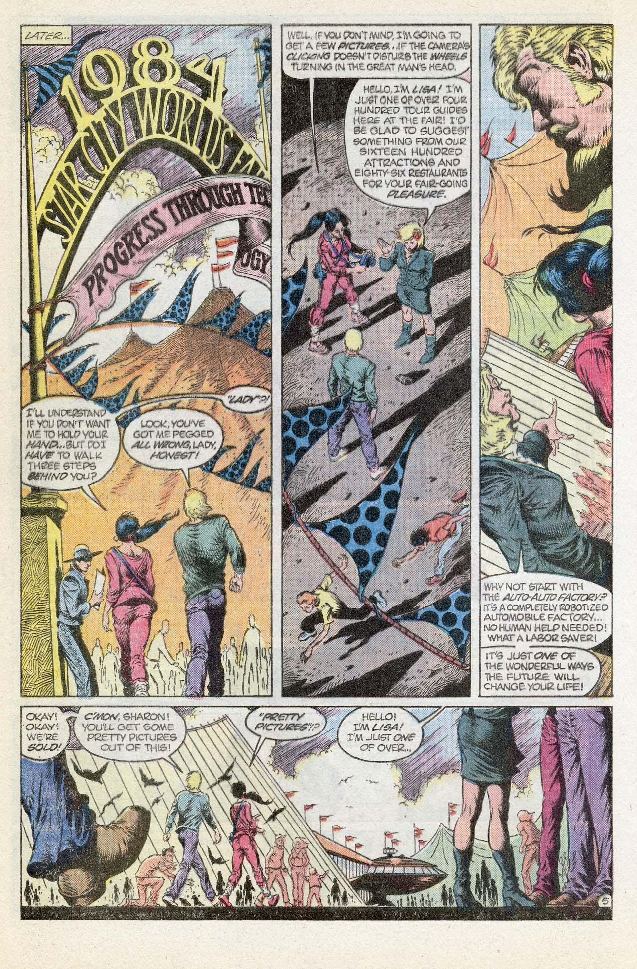 Detective Comics (1937) 543 Page 27