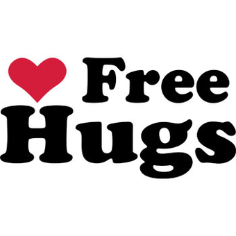 Happy Thoughts Travel Fast Httf Free Hugs