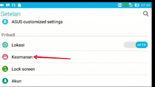 Cara menghapus aplikasi yang tidak bisa dihapus