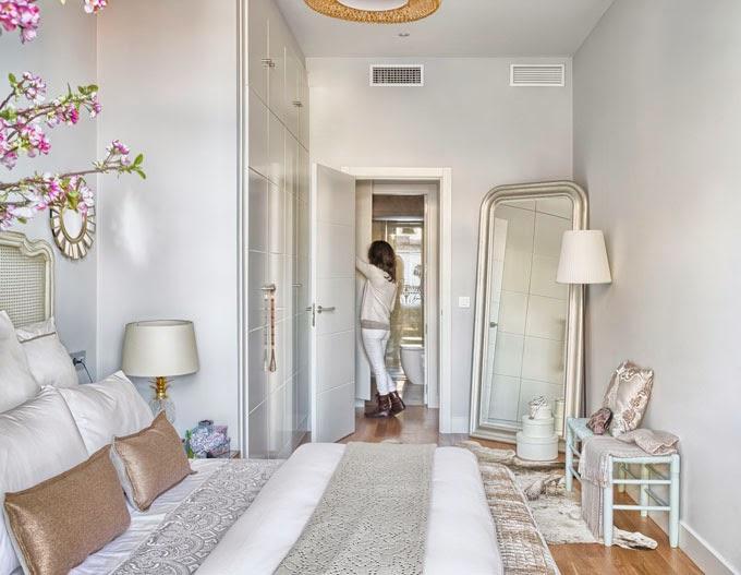 Amenajare apartament 2 camere n Malaga Jurnal de design