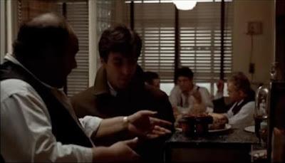 Recetas de cine: la boloñesa de El padrino de Clemenza hecha por el gastrónomo - ÁlvaroGP - el fancine - el troblogdita