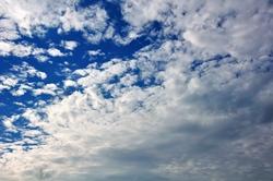 'Schäfchenwolken'...