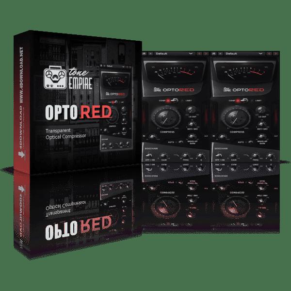 Tone Empire OptoRED v1.4.0 Full version