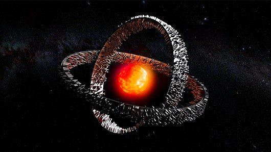 Posible civilización alienigena Tipo 2 extrae energía de estrella KIC 8462852