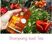 shampoing iced tea