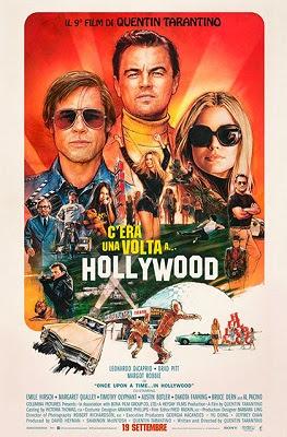C'era una volta... a Hoollywood, il canto malinconico di un autore romantico che crede nel potere del cinema e sa reinventarne la storia.
