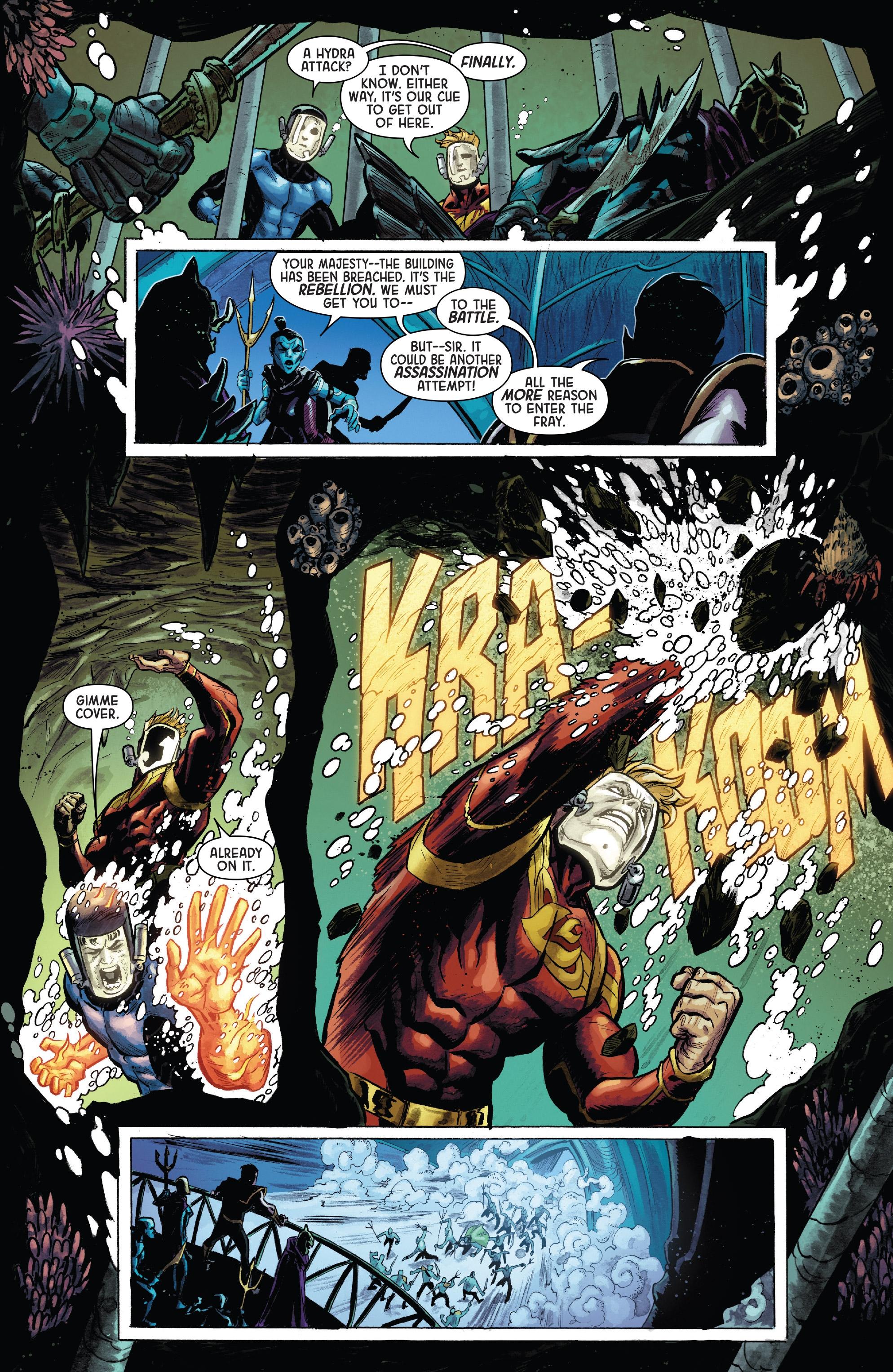 Read online Secret Empire: Brave New World comic -  Issue #2 - 18