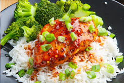 Easy Baked Firecracker Chicken Recipe