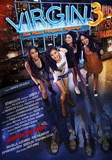 Download Film Virgin 3: Satu Malam Mengubah Segalanya (2011) WEB-DL